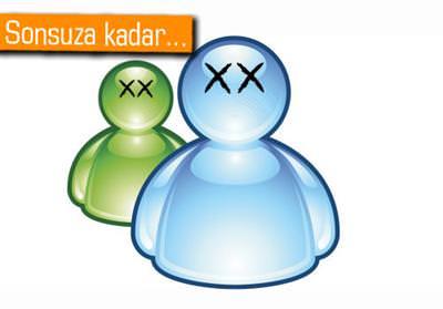 MSN MESSENGER DEVRİ RESMEN SONA ERİYOR!