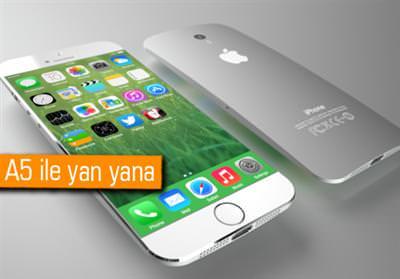 İPHONE 6'NIN A8 SİSTEM ÇİPİ FOTOĞRAFLANDI