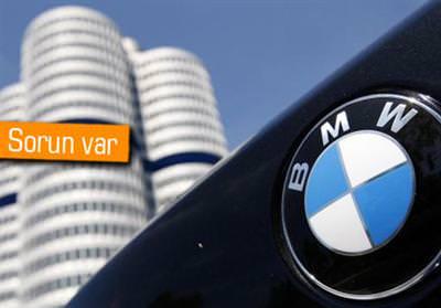 BMW 134 BİN ARACINI GERİ ÇAĞIRIYOR