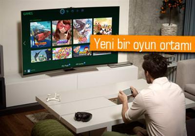SAMSUNG, SMART HUB OYUN PANELİ'Nİ DUYURDU