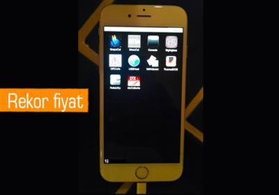 64GB APPLE İPHONE 6 PROTOTİPİ EBAY'DE 59,000 $