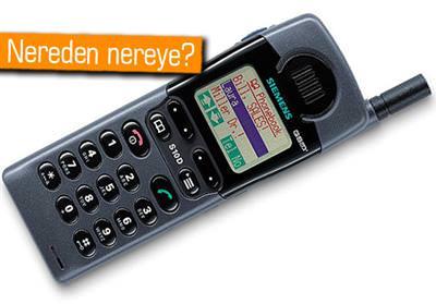 RENKLİ EKRANLI İLK TELEFON HANGİSİYDİ BİLİYOR MUSUNUZ?