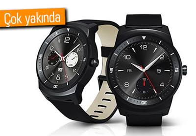 LG G WATCH R NE ZAMAN SATIŞA ÇIKIYOR?