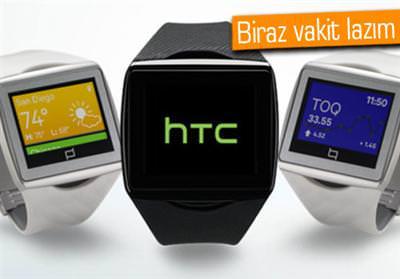 HTC'NİN GİYİLEBİLİR TEKNOLOJİ ÜRÜNLERİ GECİKECEK