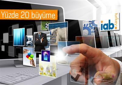 TÜRKİYE'DE DİJİTAL REKLAMLARA 6 AYDA 650 MİLYON TL
