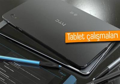 HTC, NEXUS 9 DIŞINDA FARKLI TABLETLER GELİŞTİRİYOR