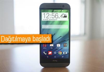 HTC ONE M8 İÇİN ANDROİD 4.4.4 KİTKAT GÜNCELLEMESİ YAYINLANDI