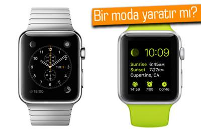 APPLE WATCH KAPAK OLDU!