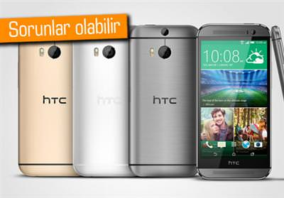 HTC ONE M8, ANDROİD 4.4.4 GÜNCELLEMESİNDEN SONRA SORUN YAŞANIYOR MU?