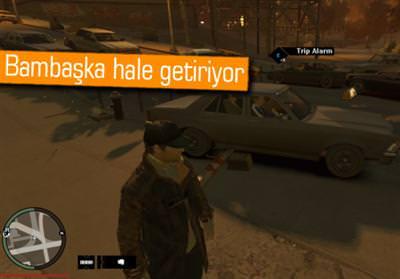 GTA 4'Ü WATCH DOGS'A ÇEVİREN MOD
