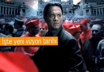 TOM HANKS'İN YENİ FİLMİ INFERNO YİNE ERTELENDİ