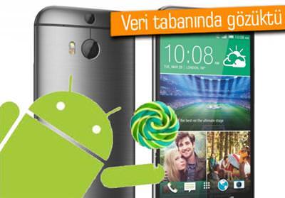 HTC ONE M8, ANDROİD 5 GÜNCELLEMESİ BLUETOOTH'TAN GEÇTİ