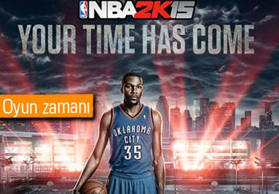 NBA 2K15 İOS VE ANDROİD'E GELDİ