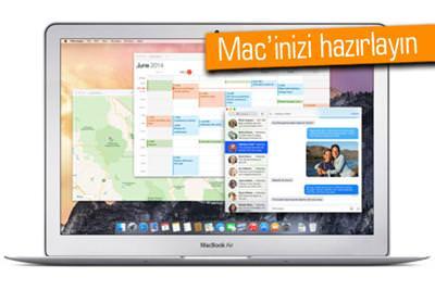 MAC'LER İÇİN OS X YOSEMİTE BUGÜN ÇIKIYOR