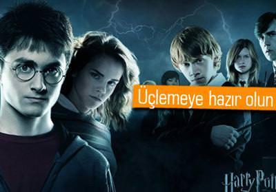 3 YENİ HARRY POTTER FİLMİ GELİYOR!