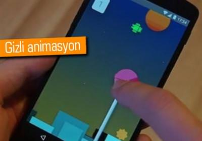 ANDROİD 5.0 LOLLİPOP'TA FLAPPY BİRD GİZLİ!