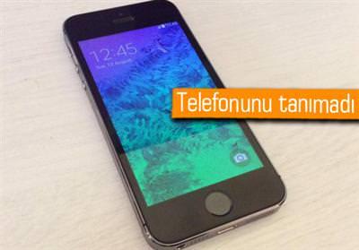 İPHONE KULLANICISI SAMSUNG'U TWİTTER'DA KANDIRDI
