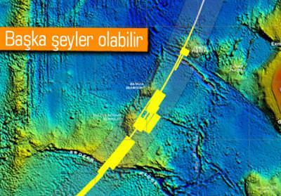 KAYIP UÇAK MH370 SUALTINDA OLMAYABİLİR