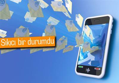 İZİNSİZ REKLAM SMS'İ VE E-POSTA GÖNDERİLEMEYECEK