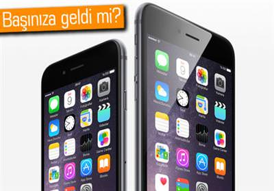 İPHONE 6 PLUS'LAR ÇÖKÜYOR MU?