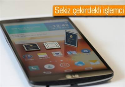 LG G4'TE LG'NİN KENDİ İŞLEMCİSİ Mİ KULLANILACAK?