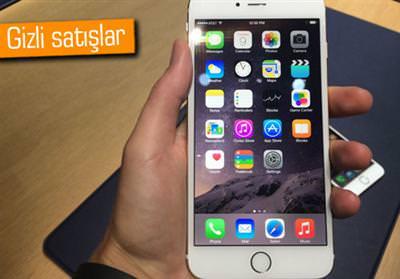 32 GB'LIK İPHONE 6 VE İPHONE 6 PLUS ORTAYA ÇIKTI!?