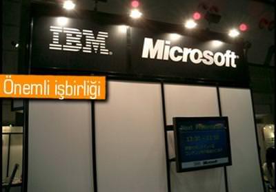 IBM VE MİCROSOFT'TAN HİBRİT BULUTTA STRATEJİK İŞBİRLİĞİ