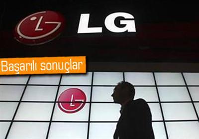 LG'DEN 3. ÇEYREKTE REKOR AKILLI TELEFON SATIŞI
