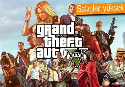 GTA 5'İN ŞİMDİYE KADAR KAÇ MİLYON SATTIĞI BELLİ OLDU