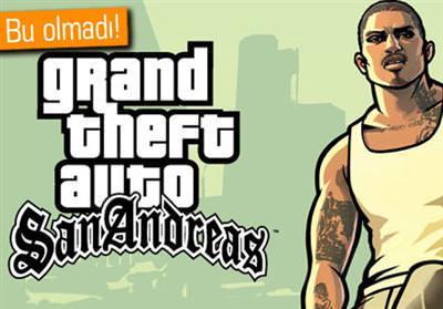 GTA: SAN ANDREAS HD, ANDROİD SÜRÜMÜNDEN UYARLANDI!