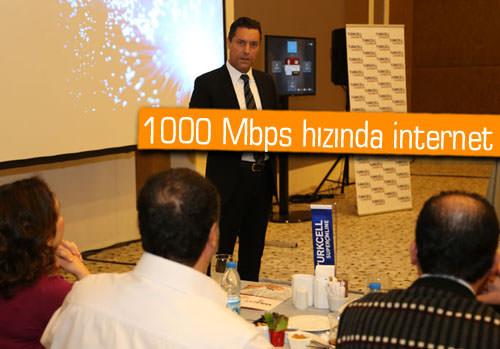Turkcell Superonline, Antalya'ya 102 milyon TL'ye yatırım yaptı