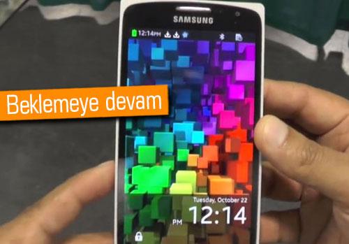 Samsung'un Tizen'li telefonu yine tanıtılmadı