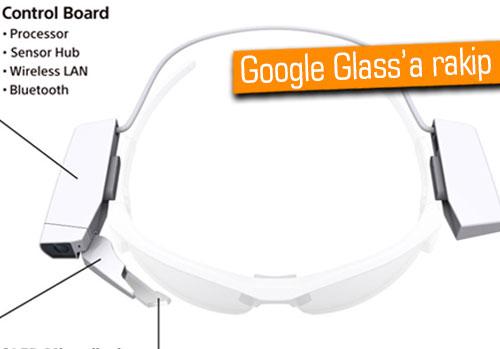 Sony'nin akıllı gözlüğü CES 2015'te gösterilecek