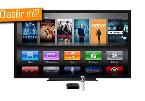 Apple'dan abonelik sistemli televizyon mu geliyor?