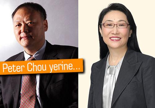 HTC'nin CEO'su değişti!