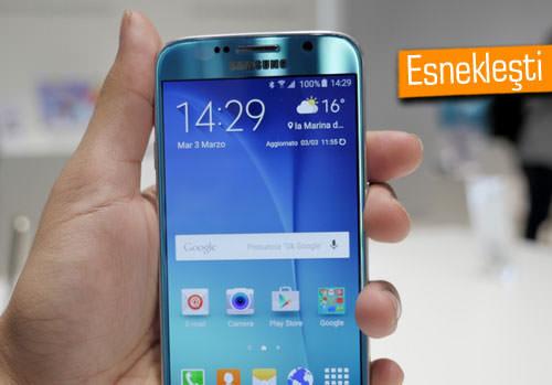 Galaxy S6'da yeni TouchWiz'le neler yapılabilir?
