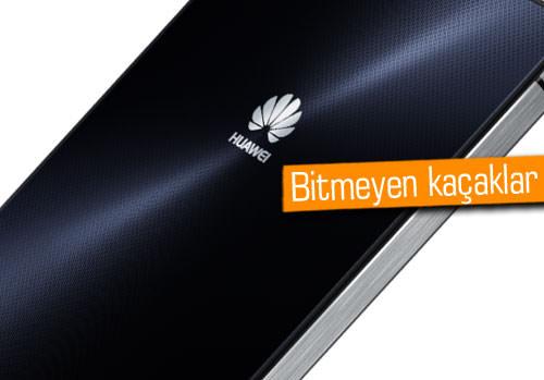 Huawei Ascend P8'den yeni sızıntı