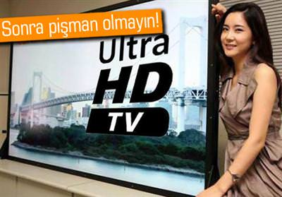 UHD (4K) TELEVİZYON ALACAKLAR DİKKAT!