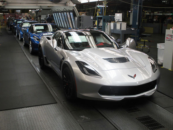 Apple CarPlay destekli Chevrolet Corvette modelleri hazır!