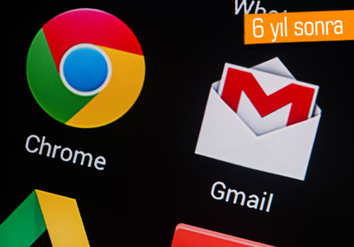 Gmail'deki geri alma özelliği betadan çıktı