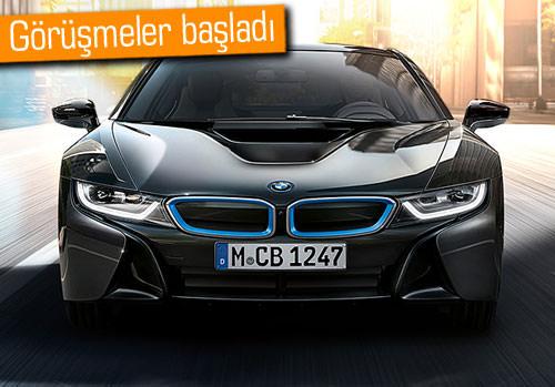Apple'ın BMW'den istediği nedir?