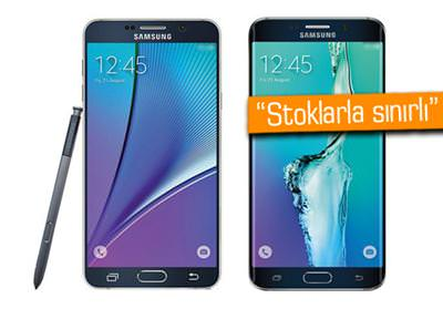 Teknosa, Galaxy Note 5 ve S6 edge+'ı ön siparişe sundu ...