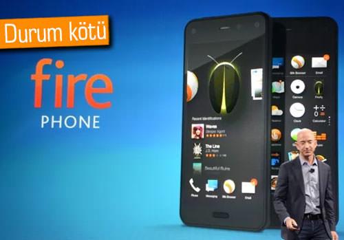 Amazon, telefon pazarından çekiliyor mu?