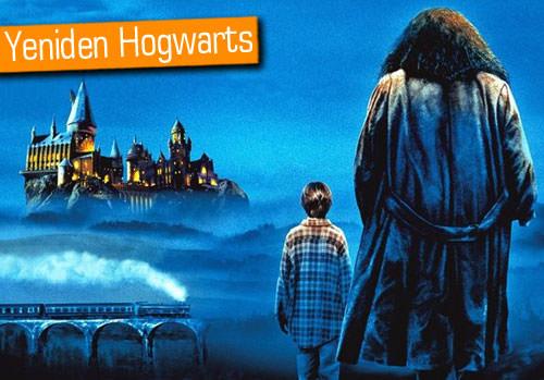 Harry Potter serisi, kapakları yenilenerek ülkemizde satışta