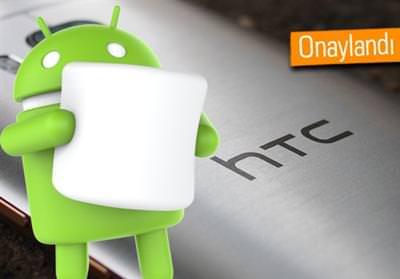 HTC ONE M8 VE M9 İÇİN ANDROİD 6.0 GÜNCELLEMESİ TARİHİ BELLİ OLDU