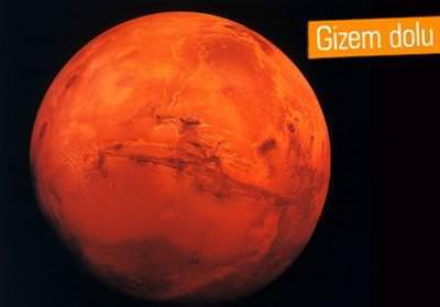 MARS'TA STONEHENGE ANITI VAR İDDİASI