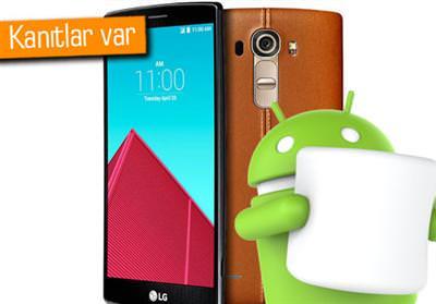 LG G3 VE G4'ÜN ANDROİD 6 GÜNCELLEMESİ NE DURUMDA?