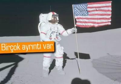 NASA, AY'A GİTTİ Mİ? BİNLERCE YENİ FOTOĞRAF YAYINLANDI!