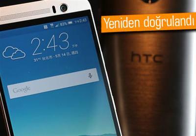 HTC ONE A9 SATIŞ İÇİN ONAYI ALDI