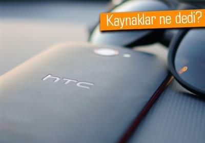 HTC GERİ DÖNÜŞ YAPMANIN PEŞİNDE
